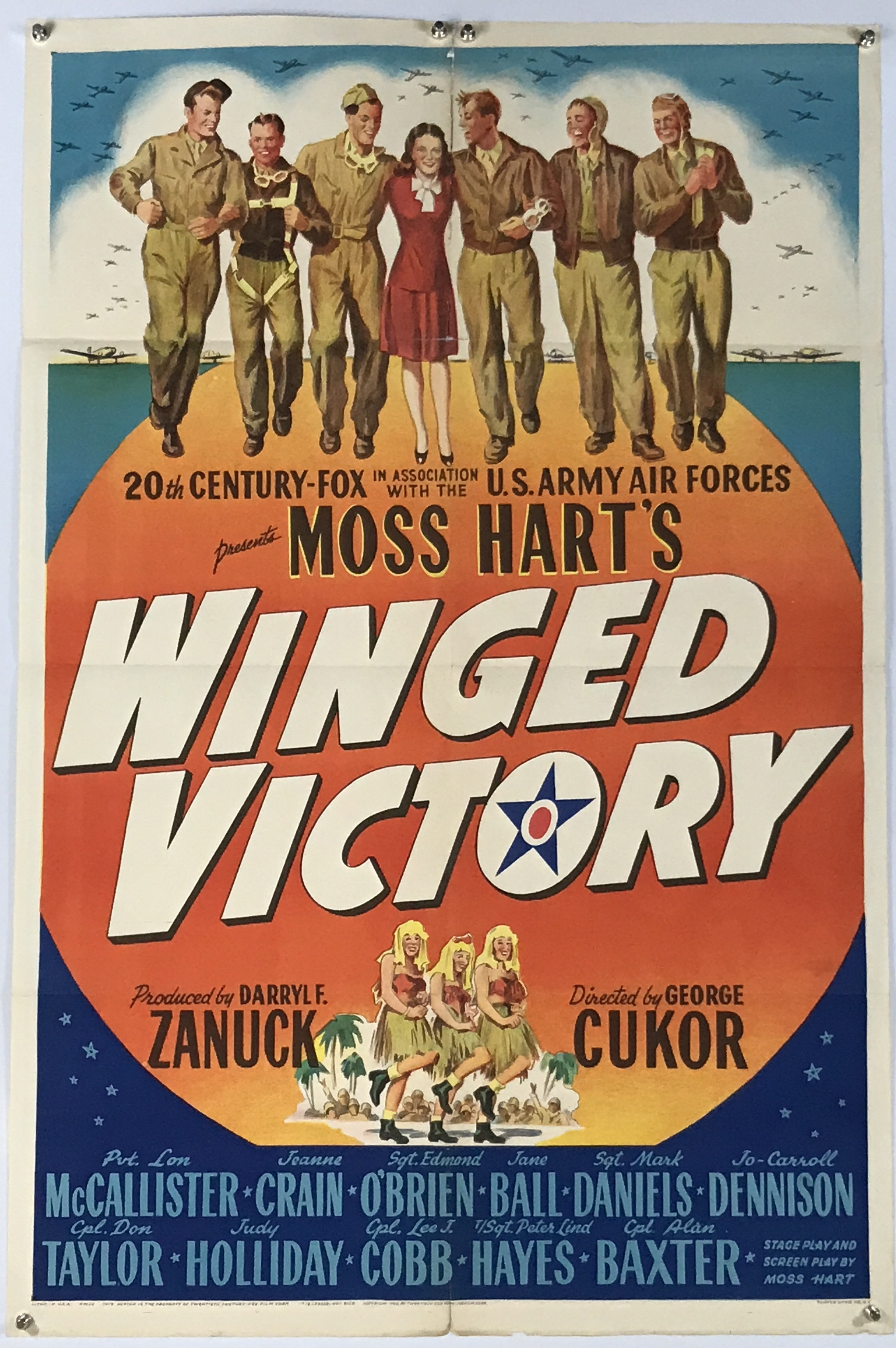 Winged Victory- 1944